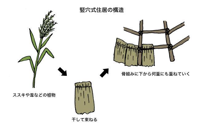 竪穴式図説