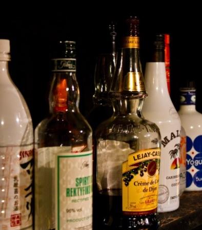 酒飲みイメージ